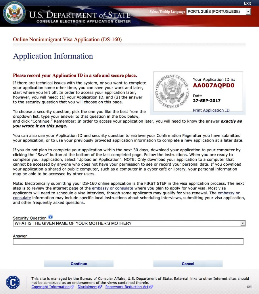 Filling The Ds 160 For Seafarers That Need The C1 D Visa