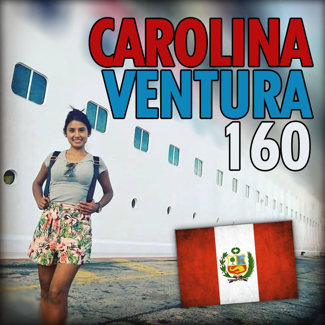 Carolina Ventura 160